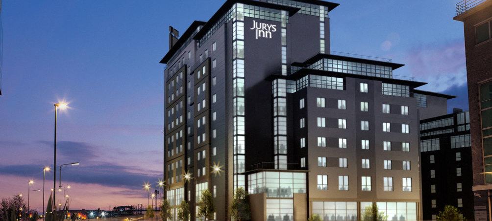 HotelJurys Inn Nottingham