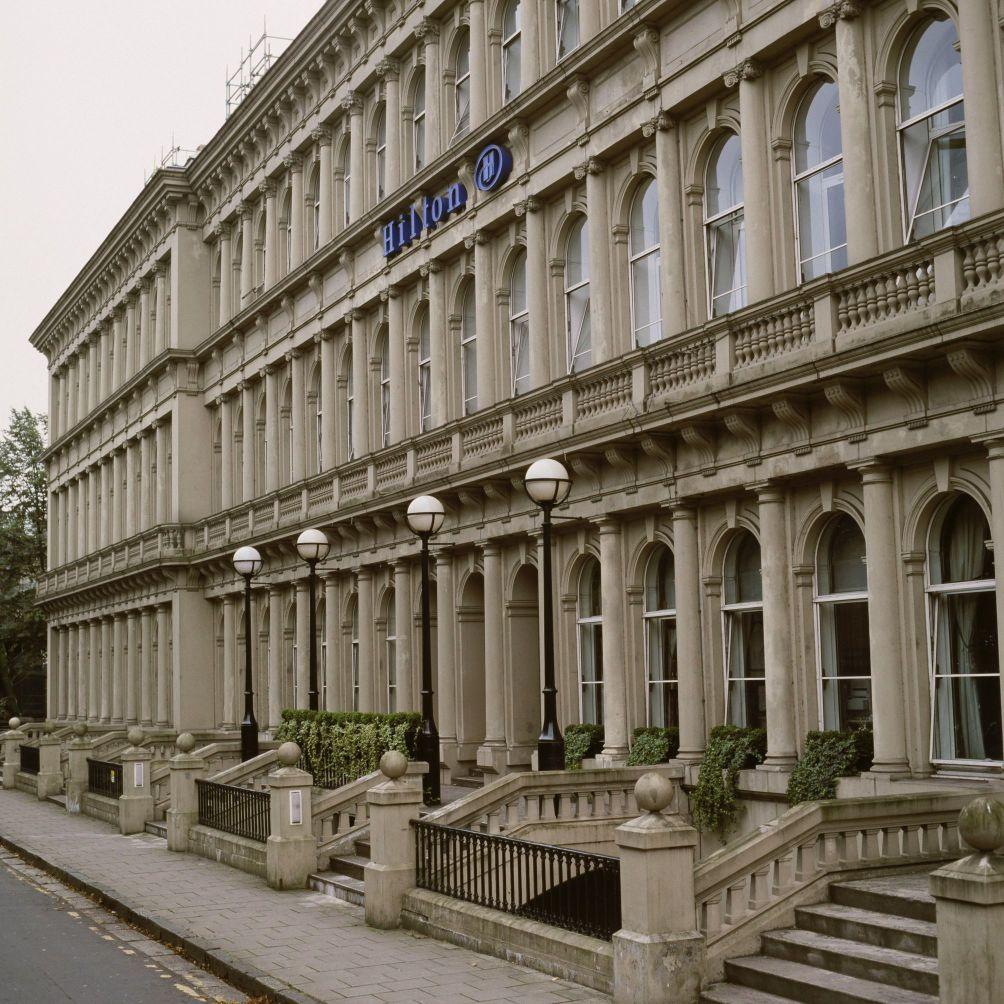 Hilton Hotel Glasgow West End
