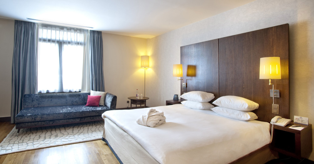 Hotel Hilton Brussels City