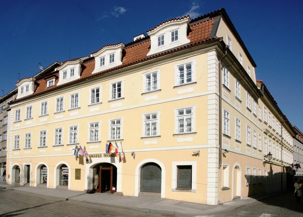 Hotel Roma Hotel Prague