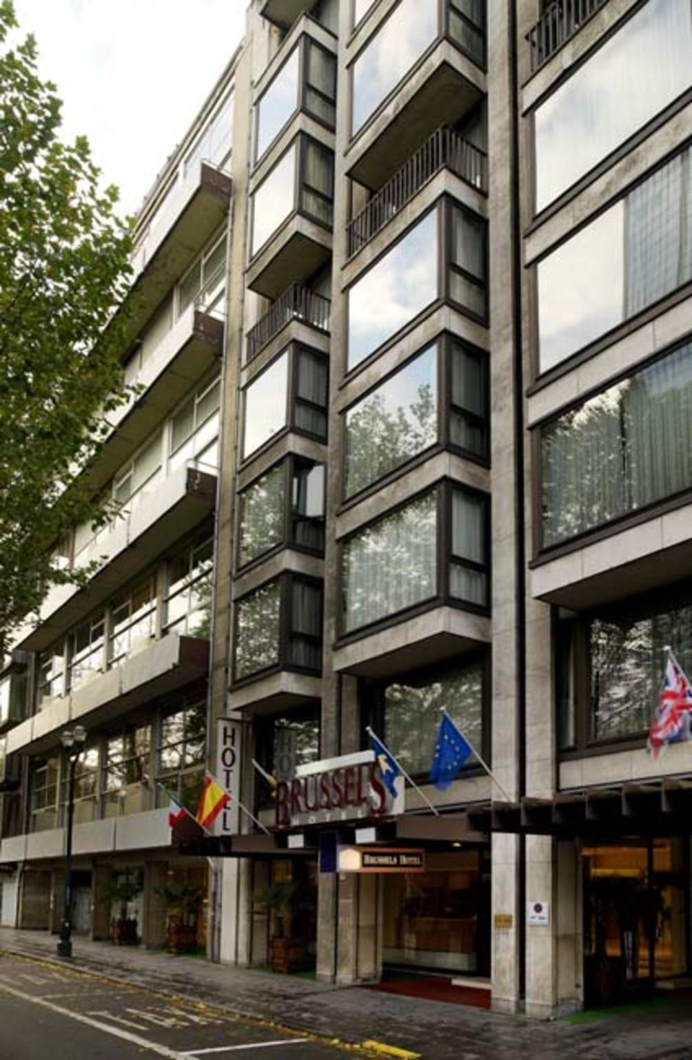 Hotel Brussels Belgium thumb-2