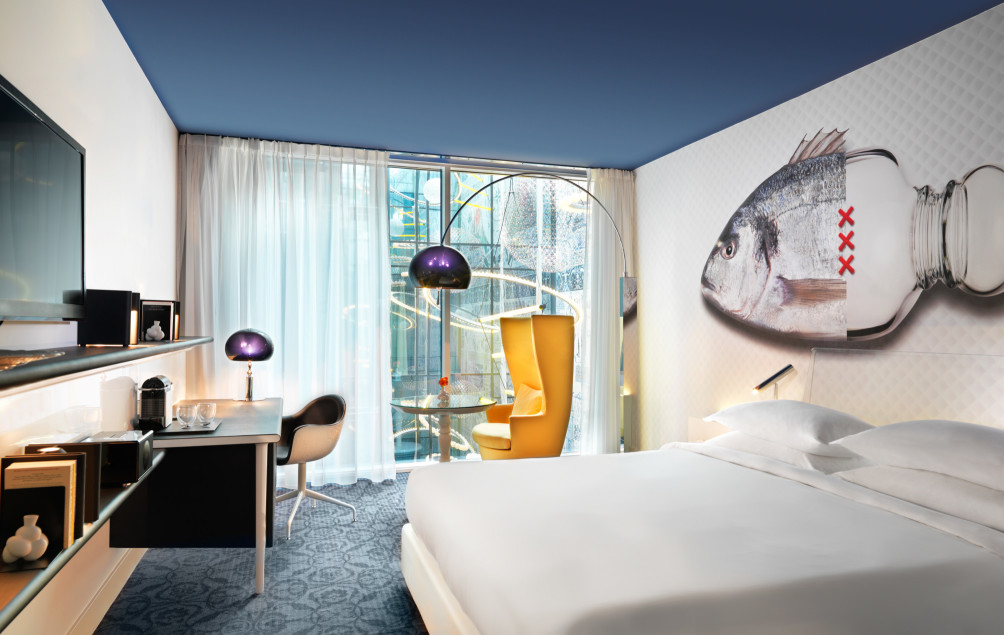 Hotel Andaz Amsterdam Prinsengracht - A Hyatt Hotel