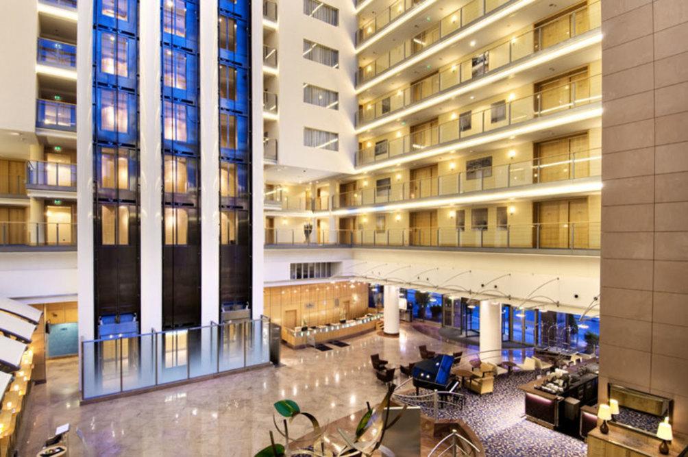 Hotel Hilton Frankfurt City Centre thumb-2