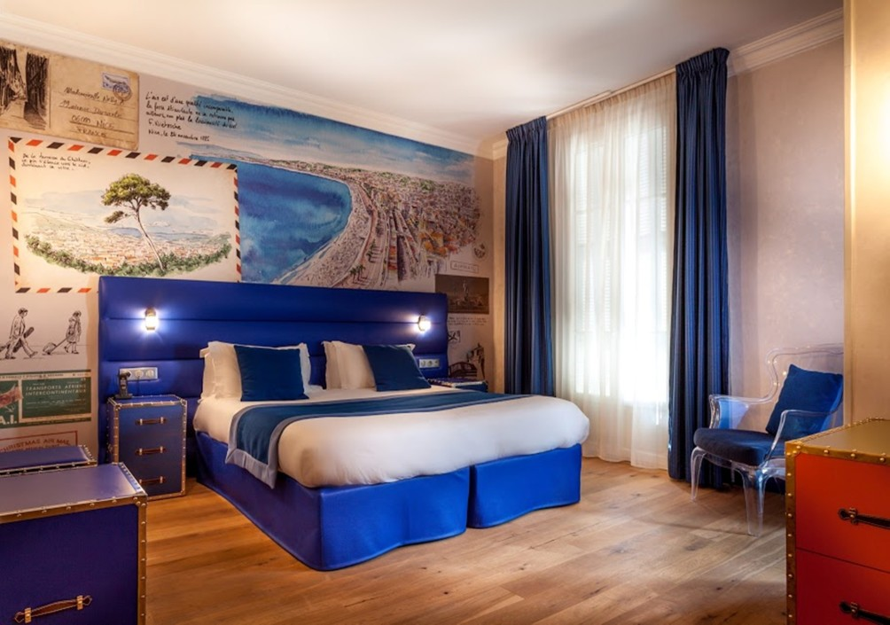 Hotel Nice Excelsior Chateaux & Hotels Collection 1