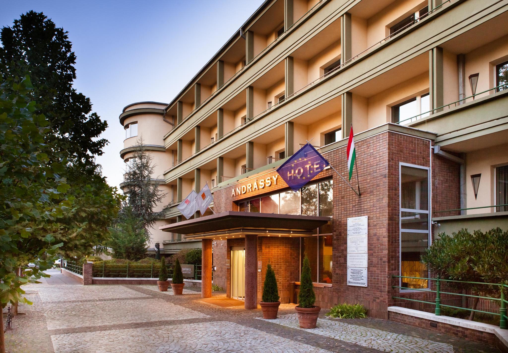HotelMamaison Hotel Andrassy Budapest