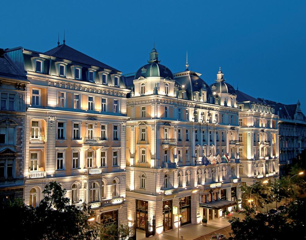 HotelCorinthia Hotel Budapest Superior