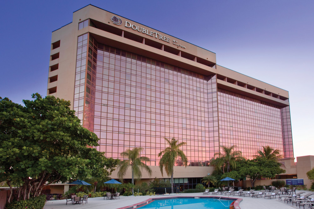 Hotel Doubletree By Hilton Hotel Miami Airport & Convention Center