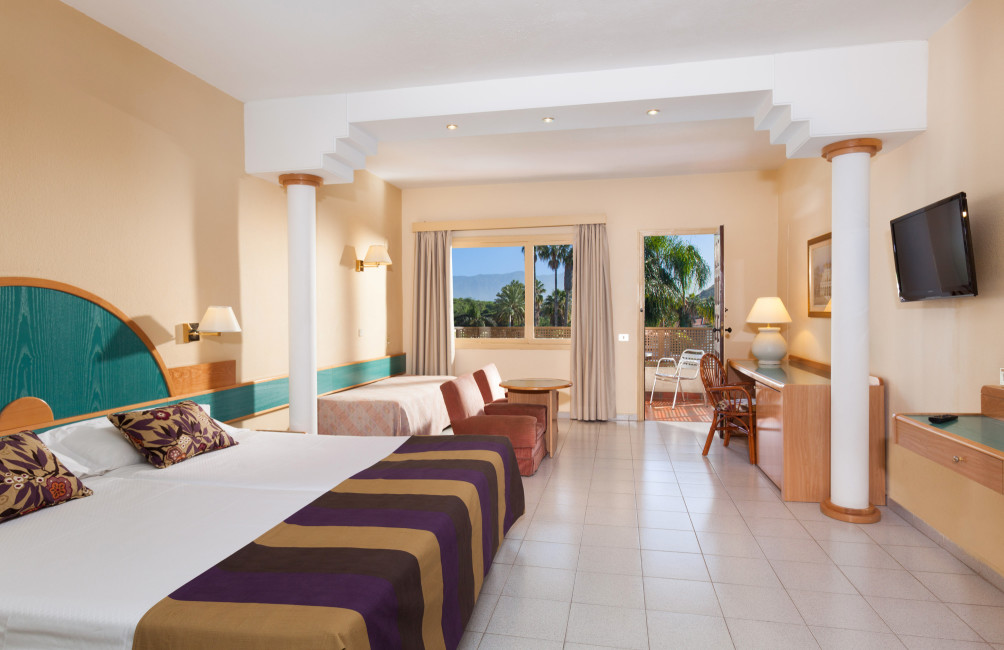 Hotel sol parque san antonio em puerto de la cruz - Hotel sol puerto de la cruz ...
