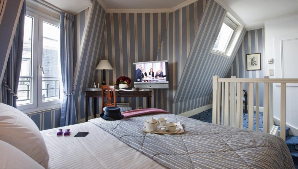 Hotel astor saint honore paris partir de 126 bravofly - Bureau de change madeleine ...