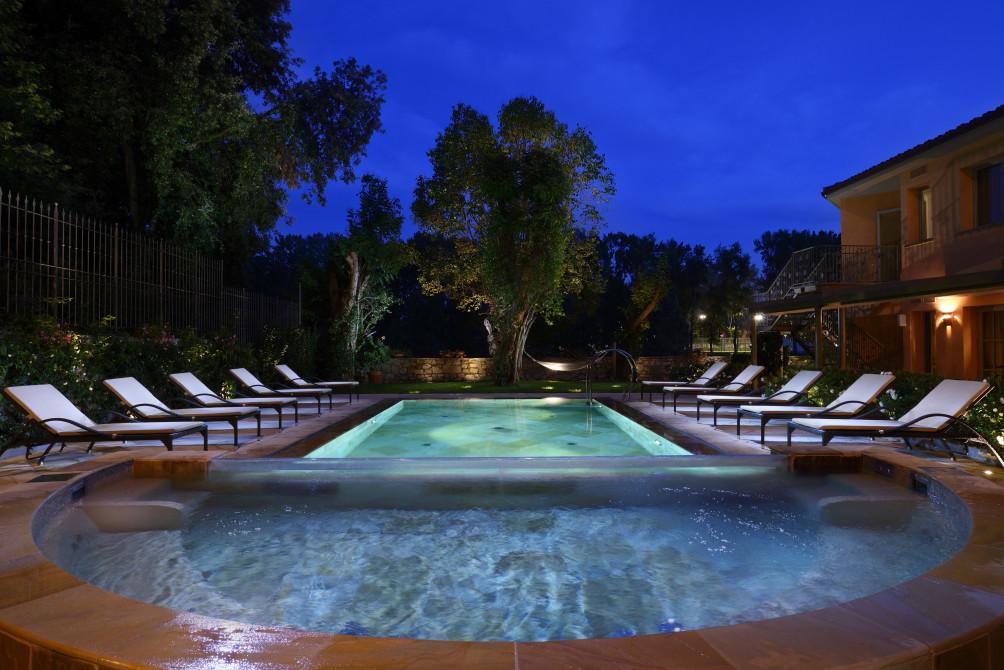 HotelHotel Ville sull'Arno and Spa
