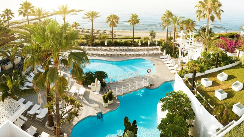 Hotel Puente Romano Beach Resort & Spa Marbella