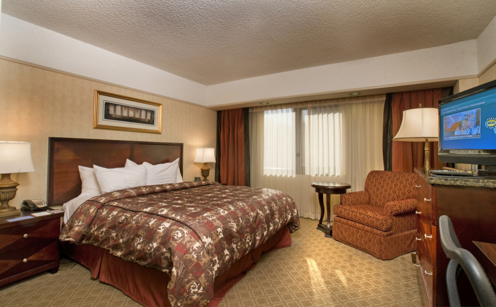 Hotel Embassy Suites by Hilton Washington DC Georgetown