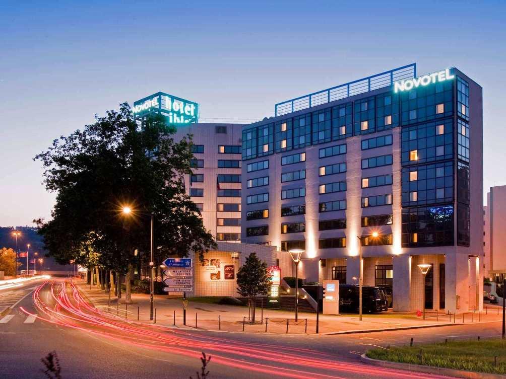 HotelNOVOTEL LYON GERLAND MUSEE DES CONFLUENCES