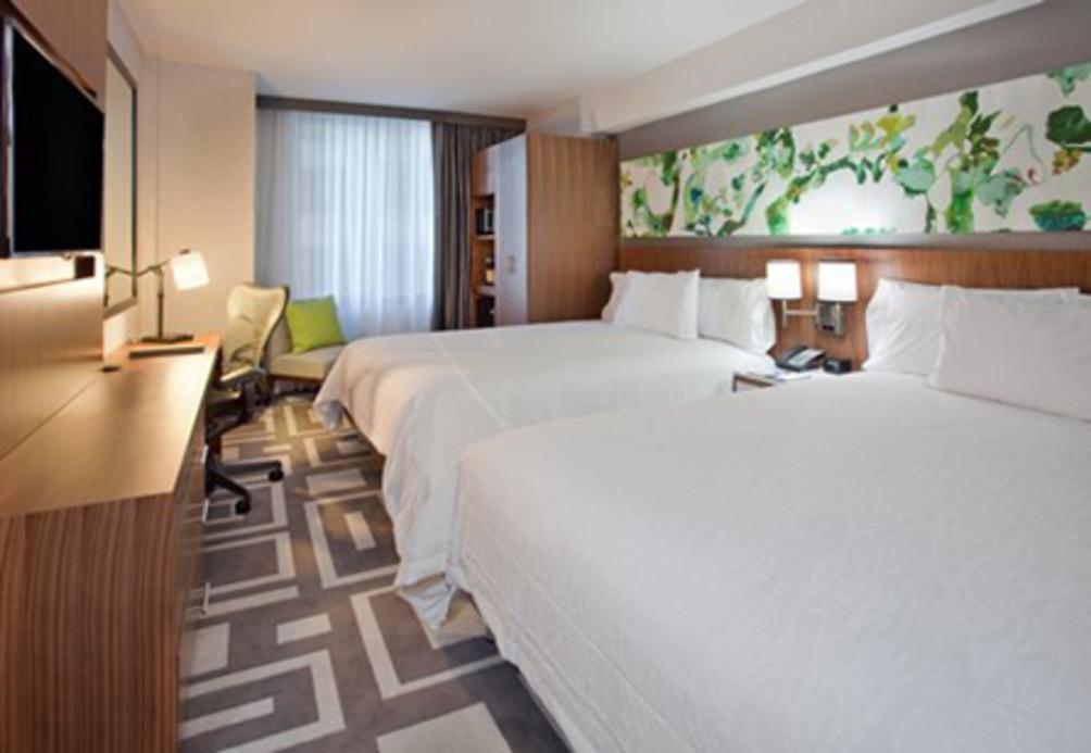 Hotel Hilton Garden Inn New York/central Park South-midtown West