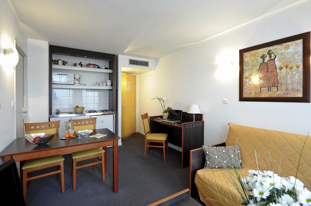 Hotel Aparthotel Adagio Access Toulouse Jolimont