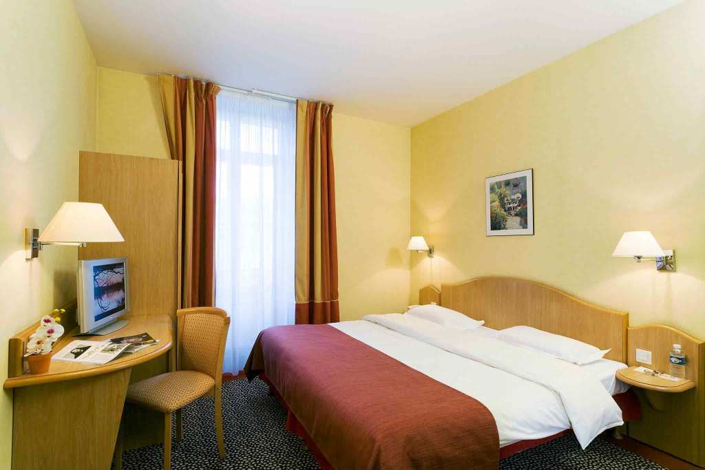 HotelHotel Mercure Rennes Place Bretagne