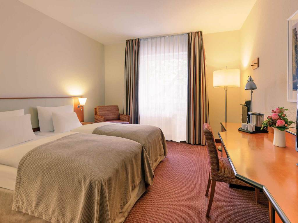 HotelMercure Hotel Dusseldorf City Center