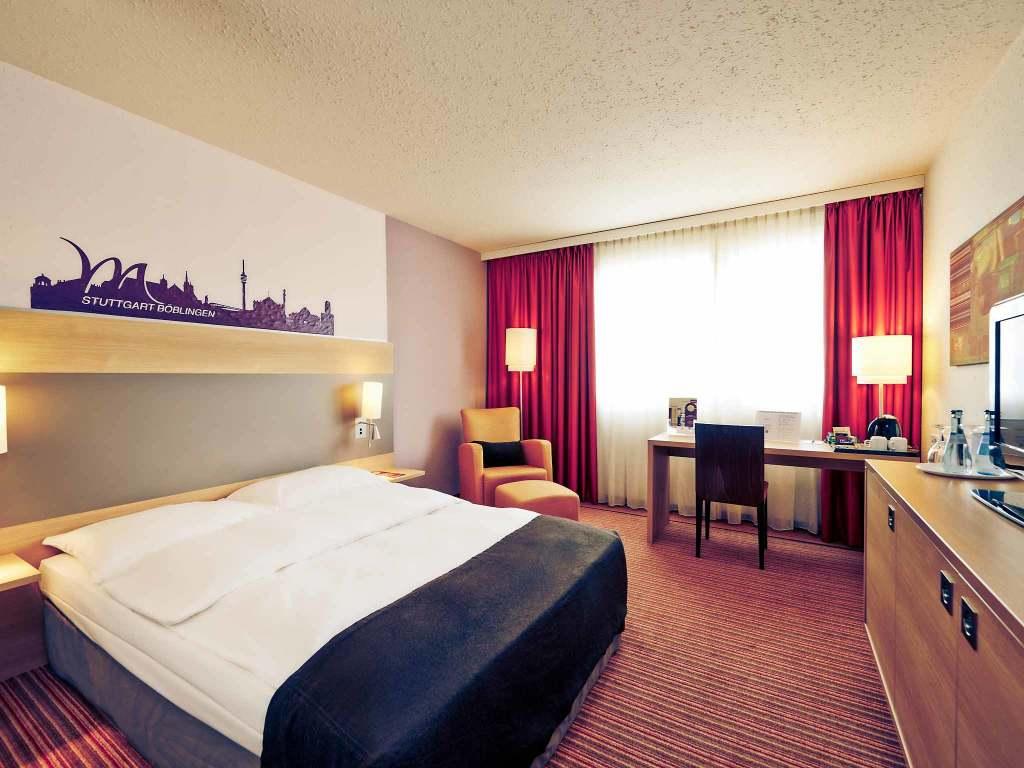 Hotel Mercure Hotel Stuttgart Boeblingen 1