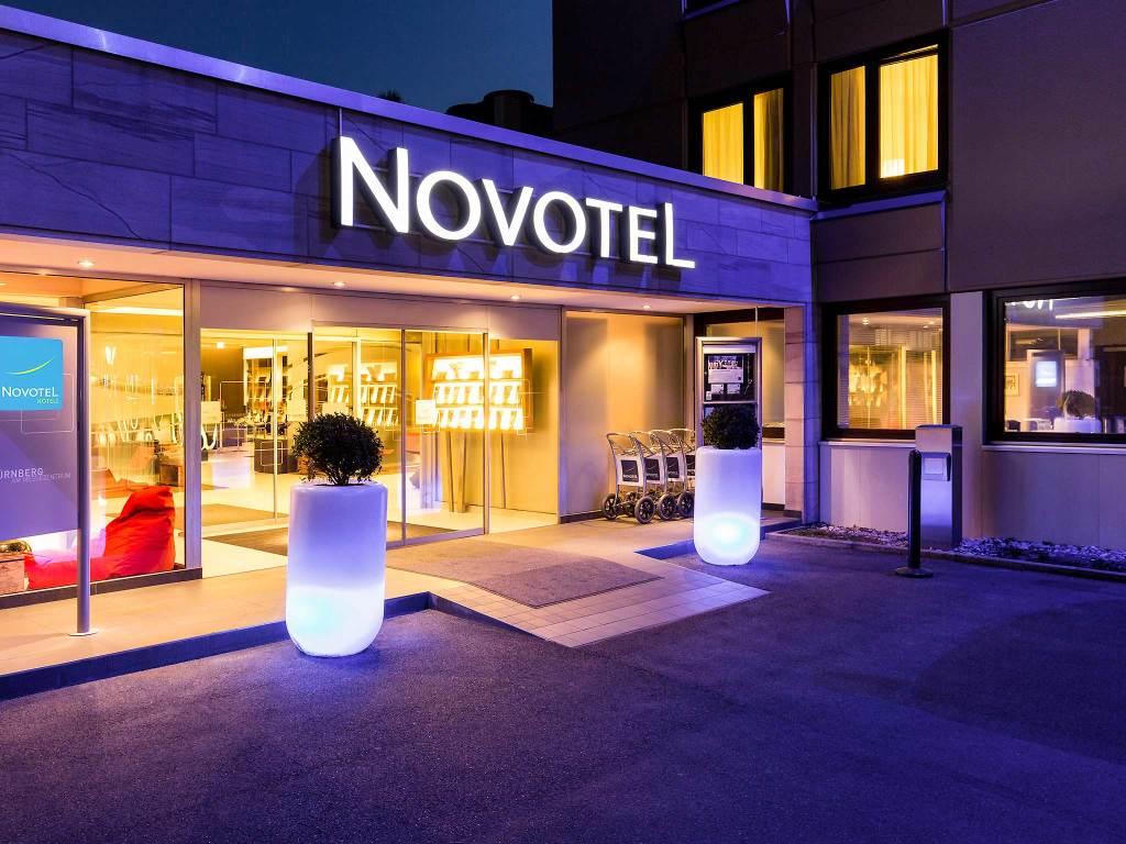 Hotel Novotel Nuernberg Messezentrum