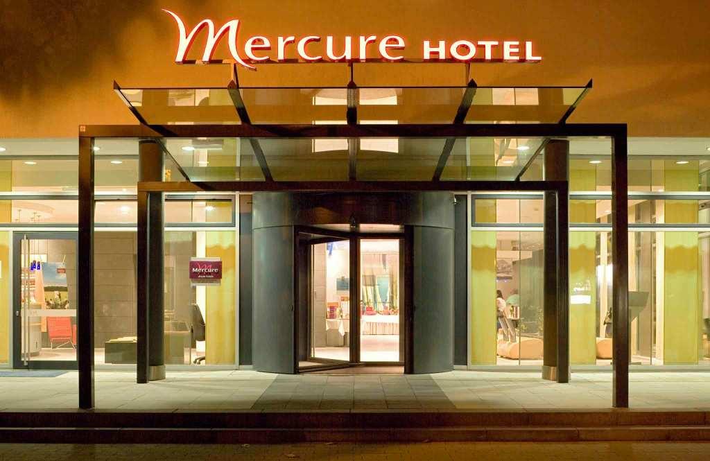 Hotel Mercure Hotel Frankfurt Eschborn Helfmann Park