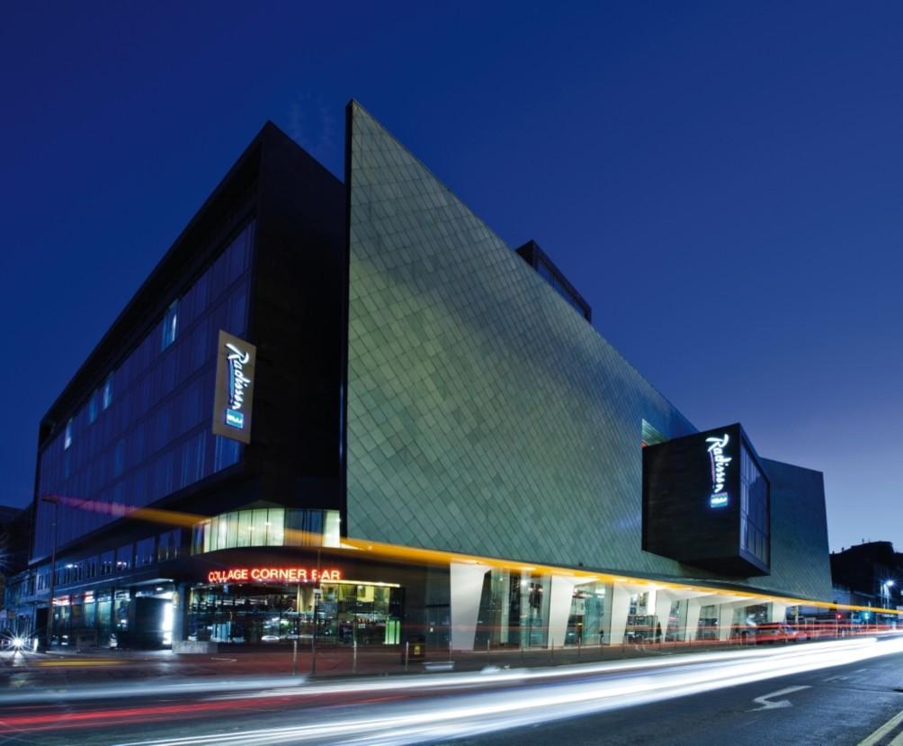 HotelRadisson Blu Glasgow