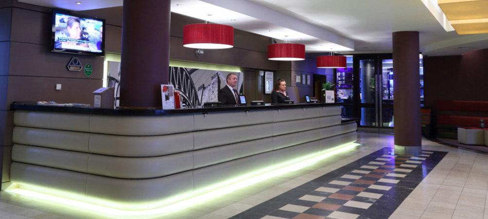 HotelJurys Inn Newcastle