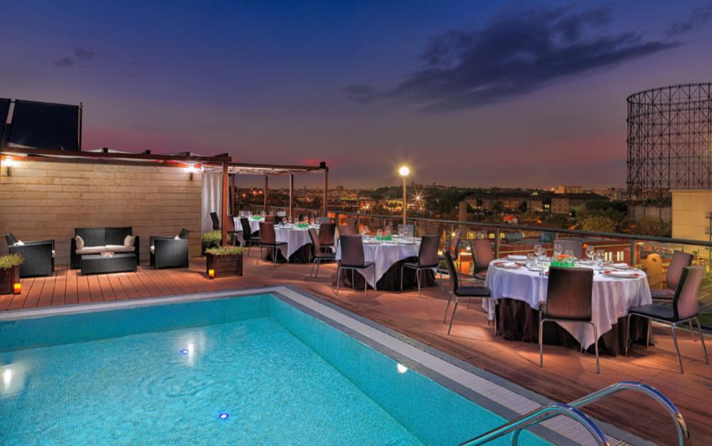 HotelH10 Roma Citta