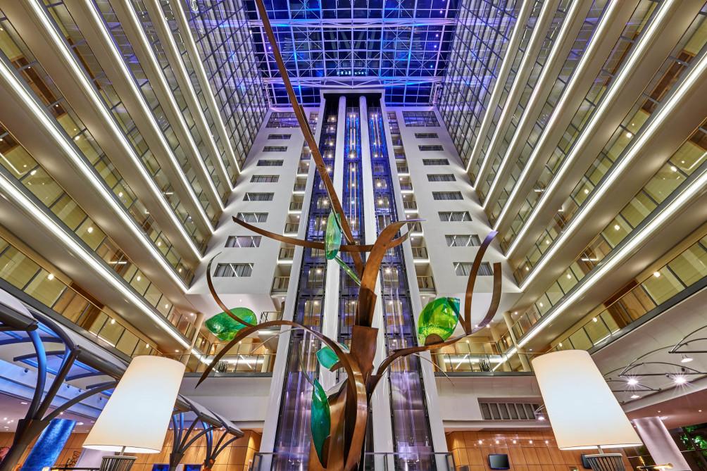 Hotel Hilton Frankfurt City Centre thumb-4