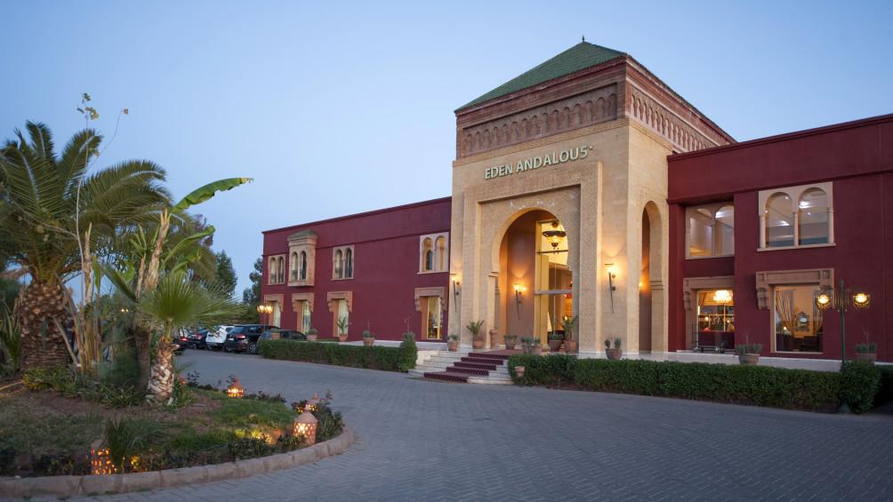 Voyage marrakech s jour pas cher marrakech for Hotels 5 etoiles marrakech