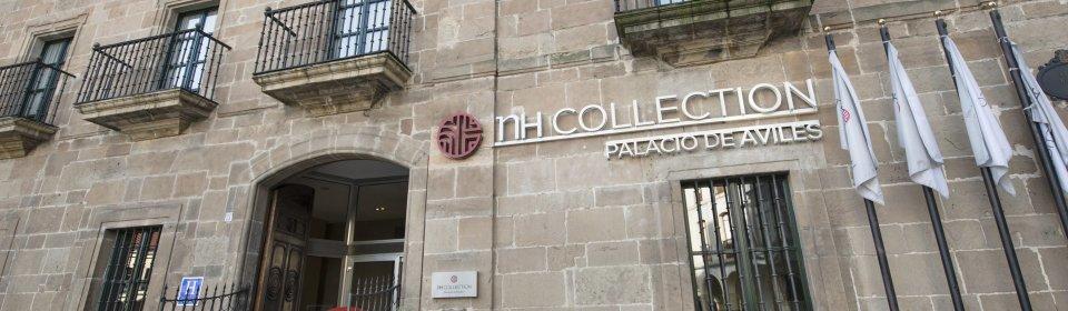 Hotel NH Palacio De Aviles
