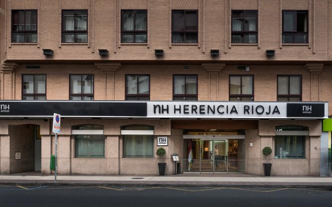 Hotel NH Herencia Rioja