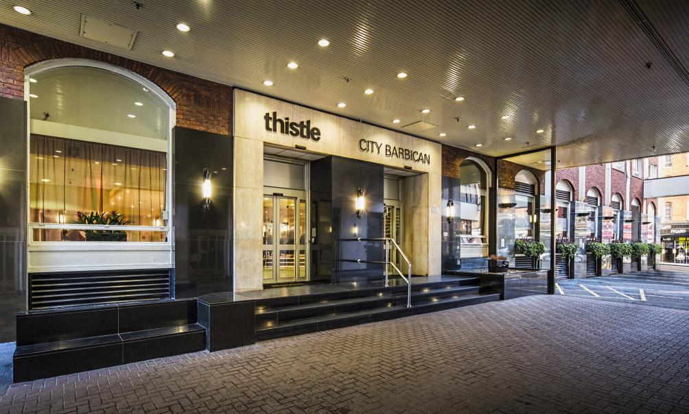 Hotel Thistle Barbican Shoreditch thumb-2