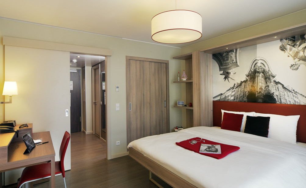 Hotel Aparthotel Adagio Munich City