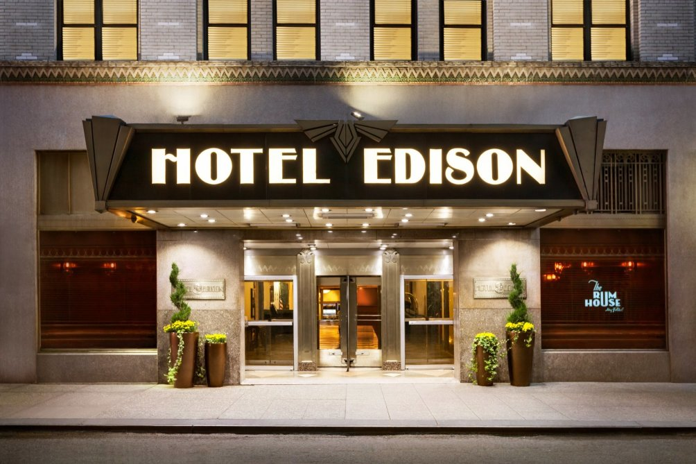 HotelHotel Edison