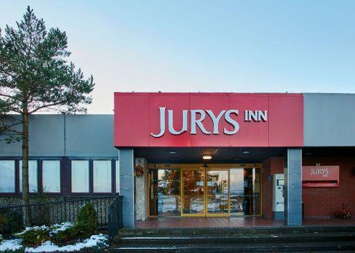 Hotel Jurys Inn Aberdeen Airport