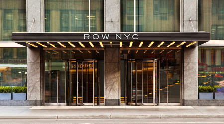 HotelRow NYC