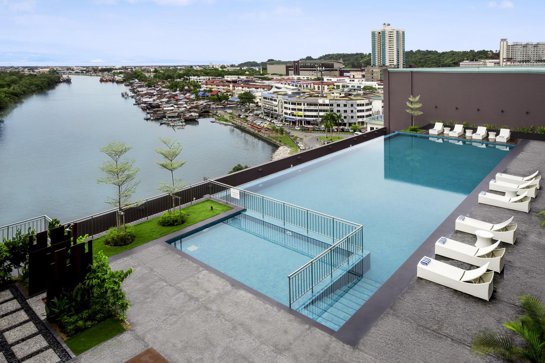 HotelPullman Miri Waterfront