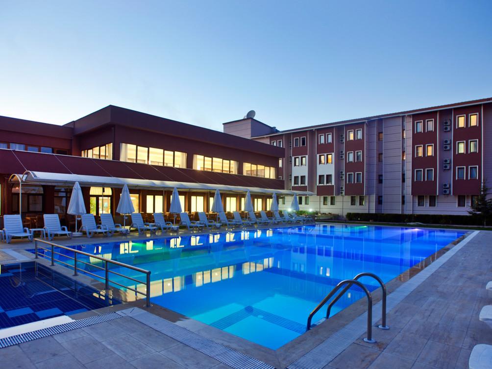 HotelCrystal Kaymakli Hotel & Spa