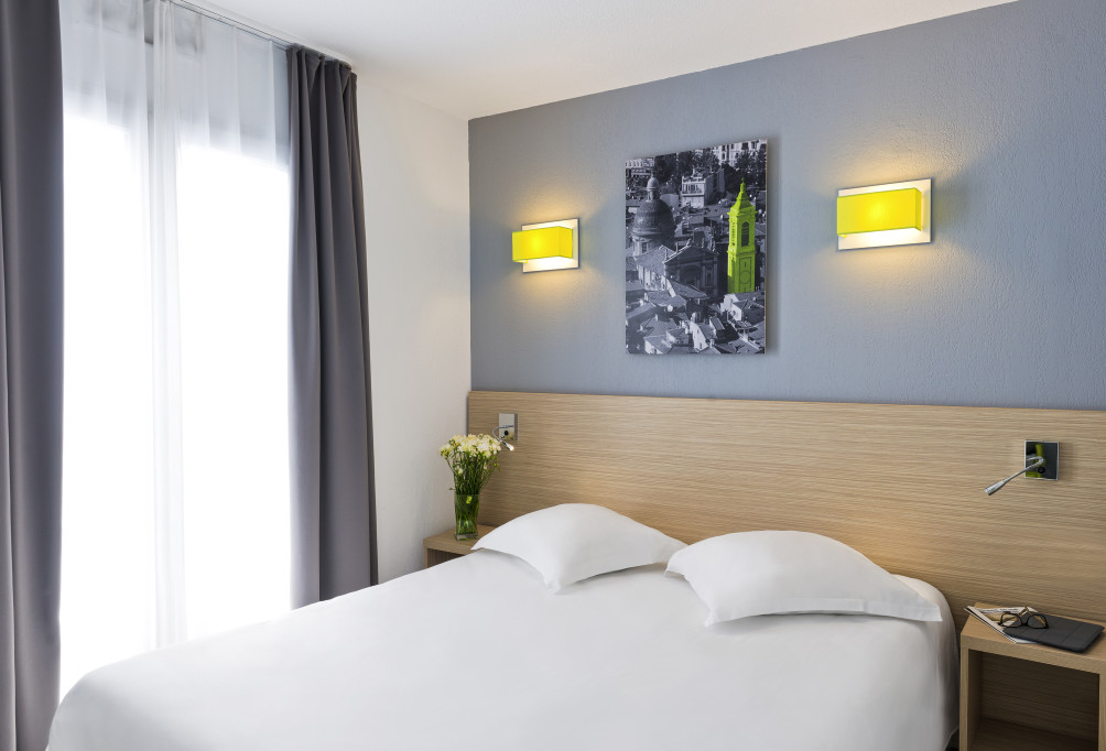 HotelAparthotel Adagio access Nice Magnan