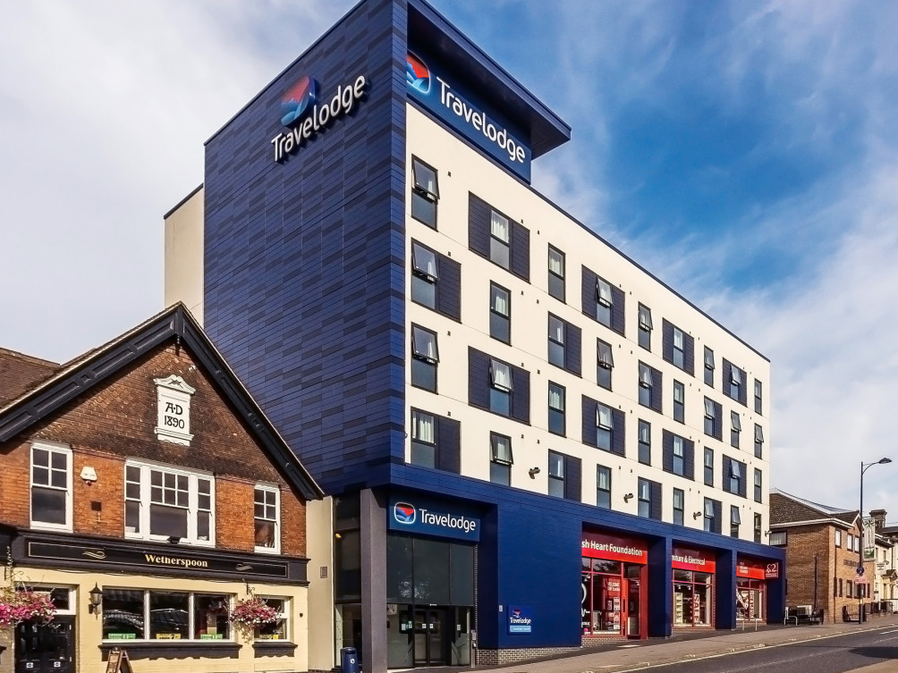 Hotel Travelodge Eastleigh Central