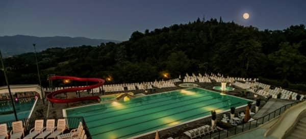 Hotel Norcenni Girasole Club - Camping & Villa
