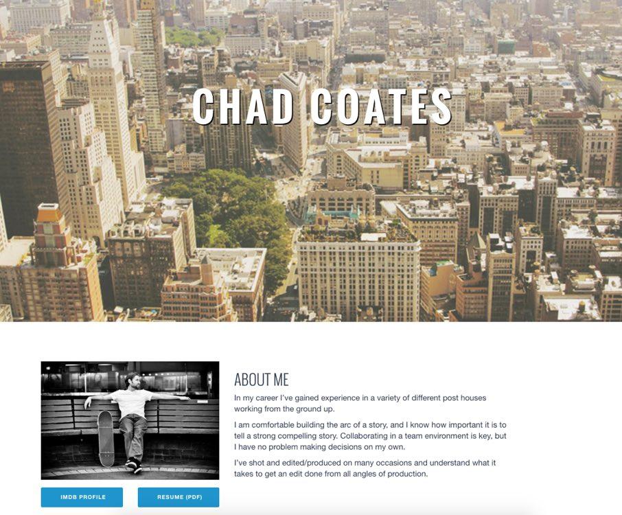 Chad Coates