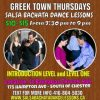 GTA TORONTO SALSA BACHATA DANCE LESSONS – Greek Town