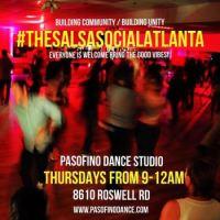 THE SALSA SOCIAL ATLANTA