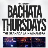 Bachata Thursdays @ TheGranadaLA