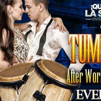 TUMBAO at Yayo's After Work Salsa y Mas Salsa – Every Thursday