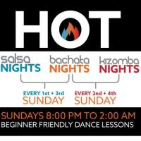 Hot Bachata Nights/Hot Salsa Nights!