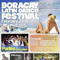 Boracay Latin Dance Festival, 2017
