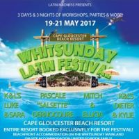 Whitsunday Latin Festival – Full passes sold out