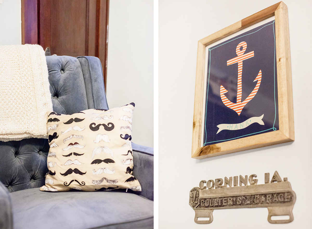 nautical baby room ideas